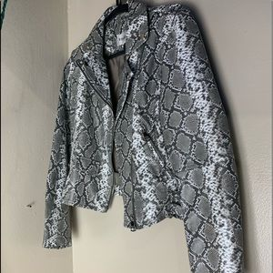 Vigoss leather jacket